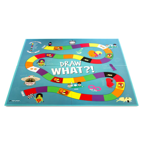 Draw What?! Board Game