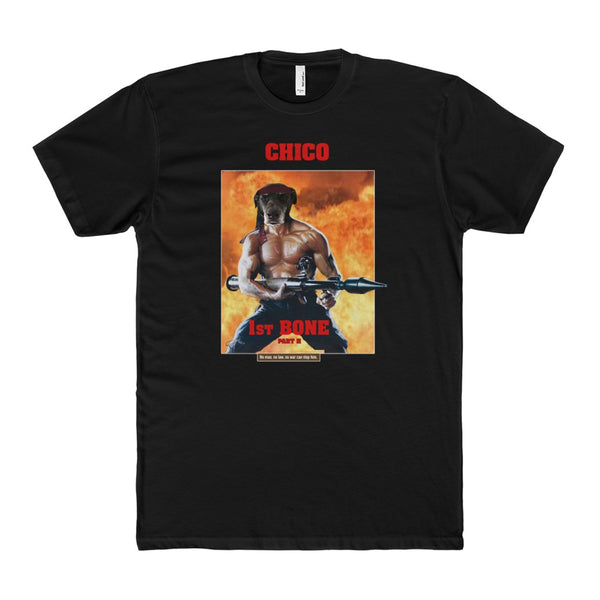 Rambo Pet men's T-shirt