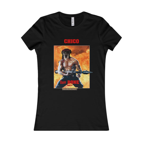 Rambo Pet Woman's T-Shirt