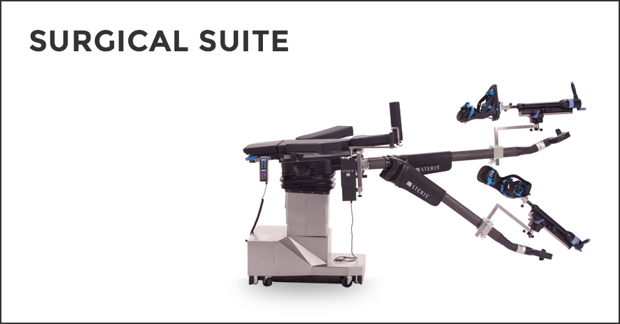 Browse Our Surgical Suite Equipment