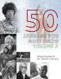 50 Afrikans You Must Know Vol. 2 Reading Comprehension Workbook