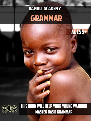 Early Grades Grammar Workbook