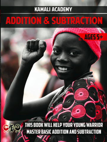 Kamali Academy Addition and Subtraction Workbook (pdf)