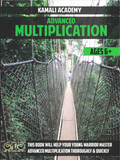 Advanced Multiplication Workbook (pdf)