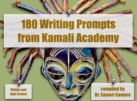 180 Writing Prompts from Kamali Academy (pdf)