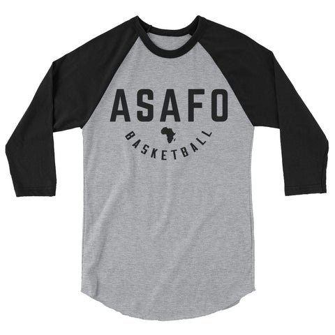 Asafo Basketball 3/4 sleeve