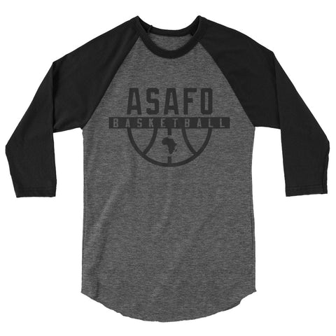 Asafo Basketball 3/4 Sleeves