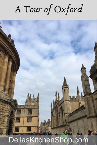 A Tour of Oxford