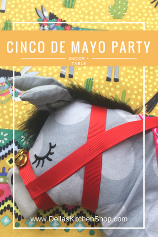 Cinco dy Mayo Party Prep!