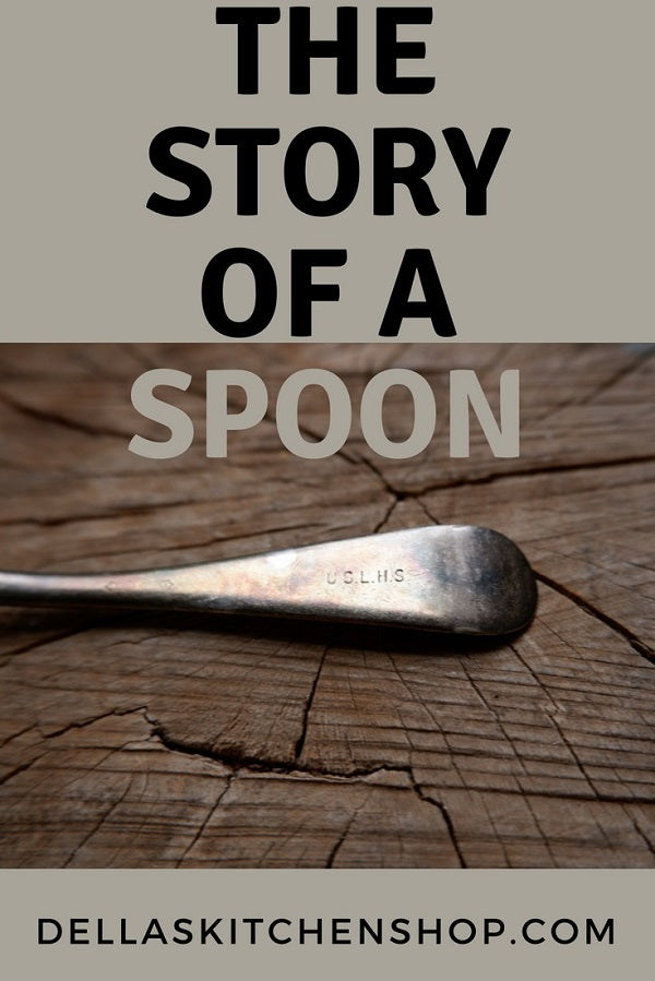 The Story of a Silverplate Spoon