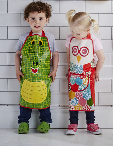 Children's Aprons - Kitchen Help, Play Chef, Craft Apron