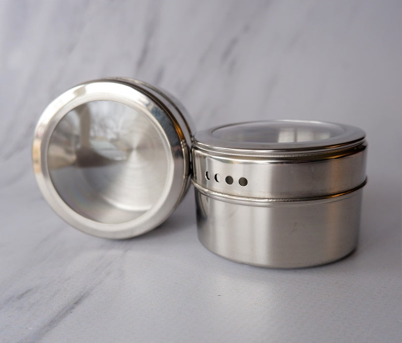 Magnetic Spice/Storage Tin