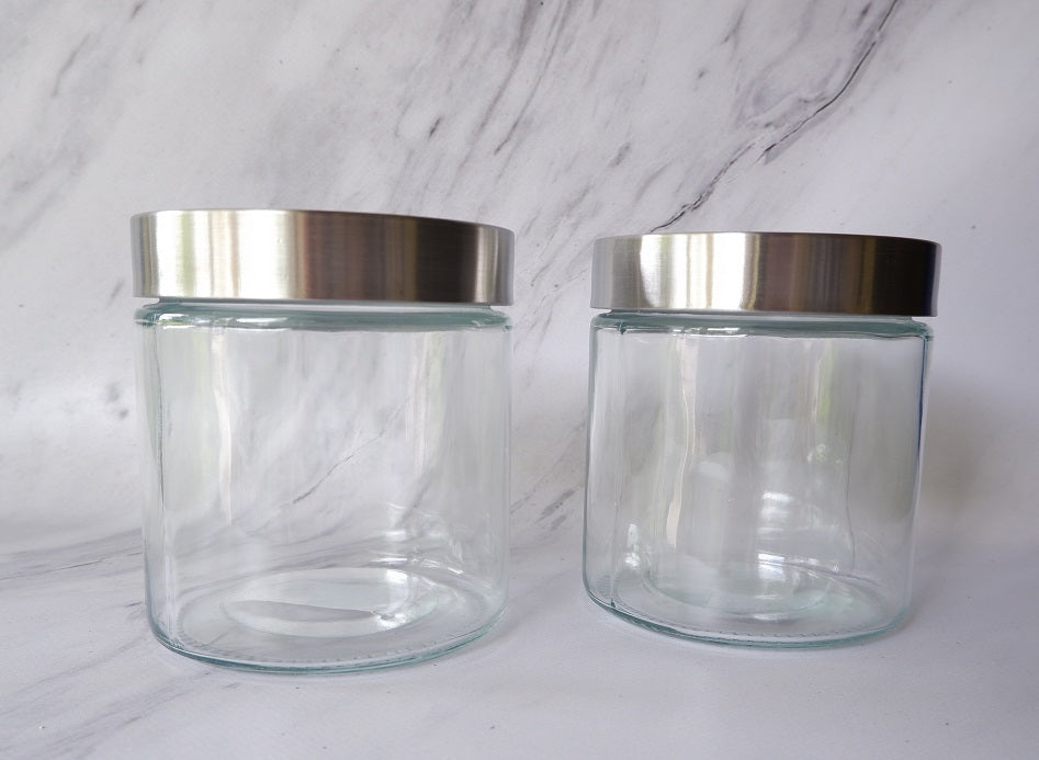 Glass Canister - 27 oz