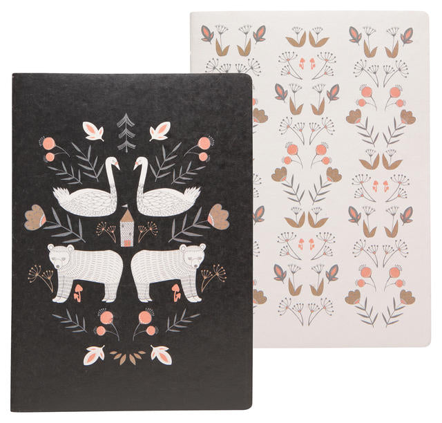 Wild Tale Notebook Set/2