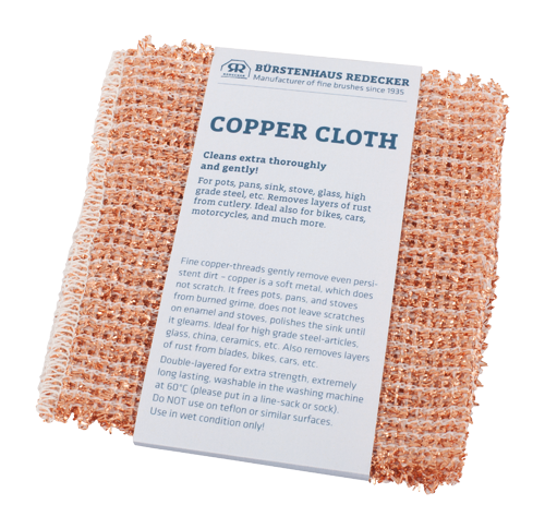 Copper Cleaning Cloth Set of 2