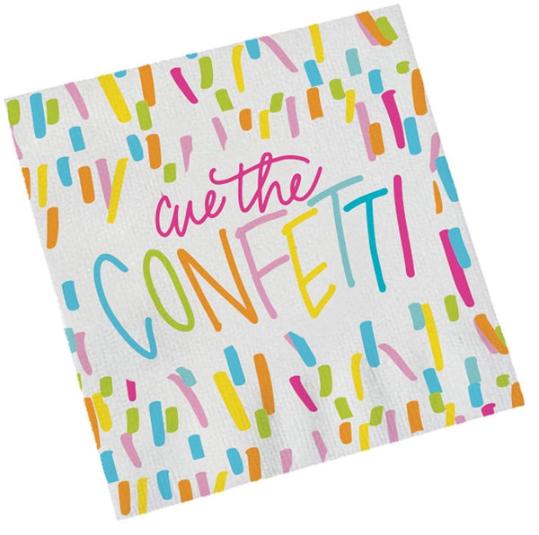 Cue the Confetti - All She Wrote Notes Collection