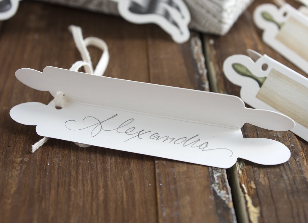 Gift Tags / Place Cards Tag