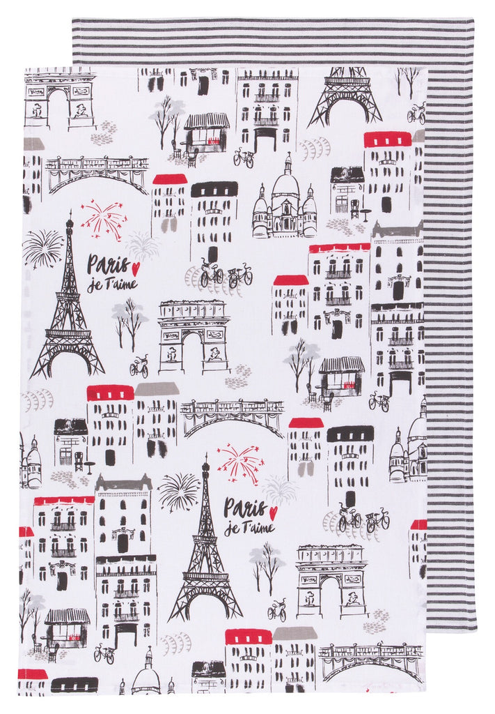 Paris Towel Set of 2