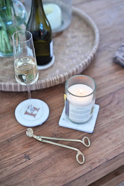 Cocktail + Wine Candles