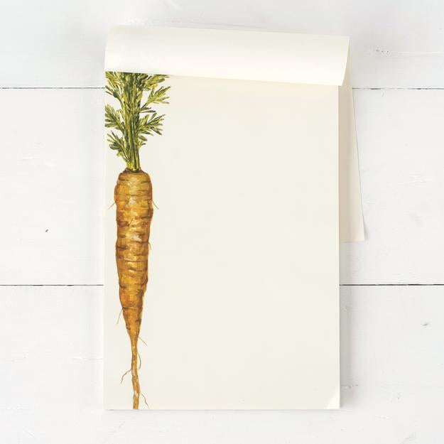 Carrot Grocery Pad