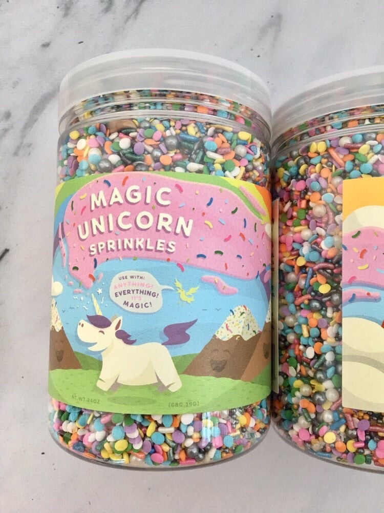 Magic Unicorn Sprinkles