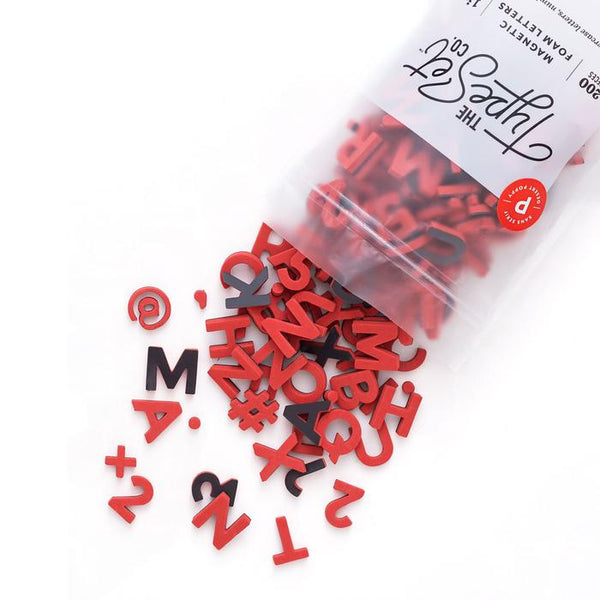 Magnetic Letter Set