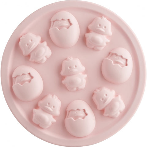 Silicone Easter Cake + Cookie Molds