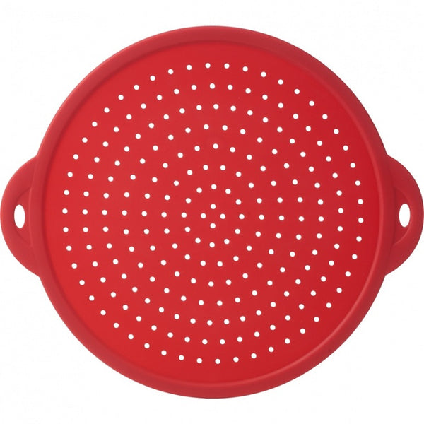 Silicone 2 in 1 Splatter Screen Strainer