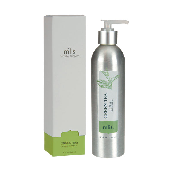M'lis Green Tea cleanser