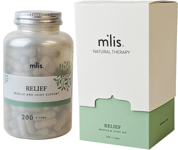M'lis Relief Muscle and Joint Aid