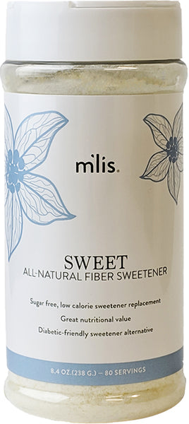 M'lis Sweet All-Natural Fiber Sweetener