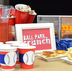How to Host a $30 Baseball Tailgate Party