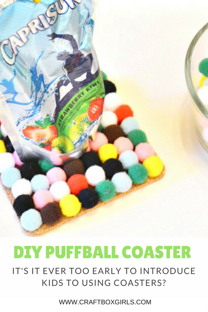 PuffBall Coaster
