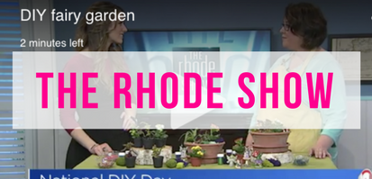 The Rhode Show National DIY Day