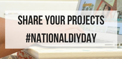 National DIY DAY Instagram
