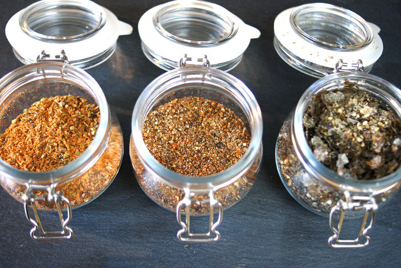 3 Dry Rubs for Grilling