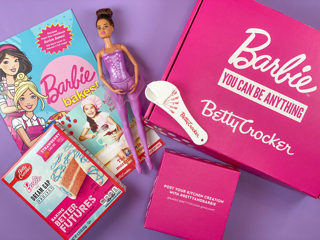 Barbie Bakes a Brighter Future