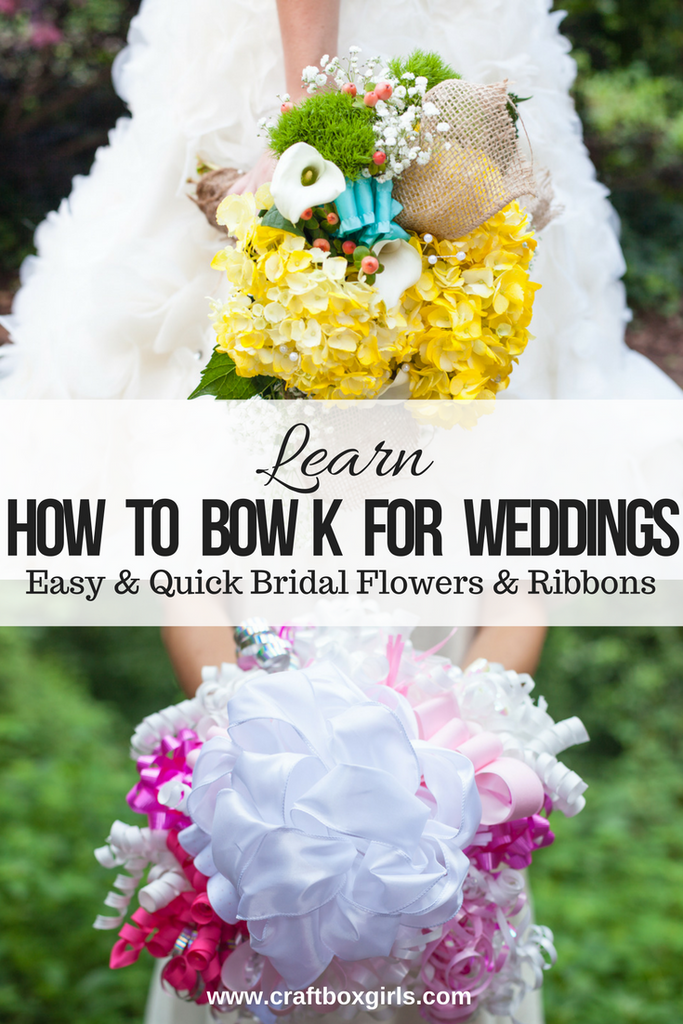 Wedding DIYs with Bow K