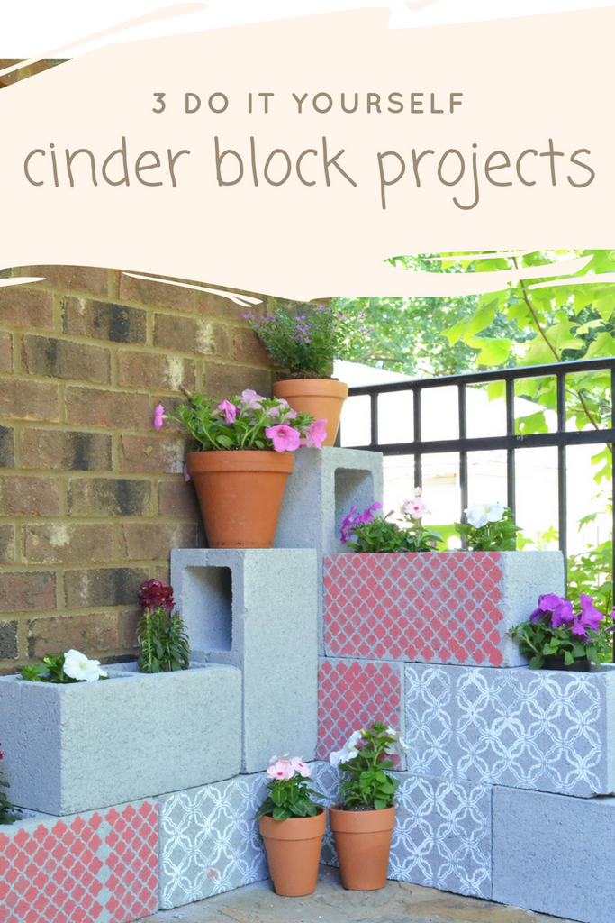 DIY Cinder Block Projects