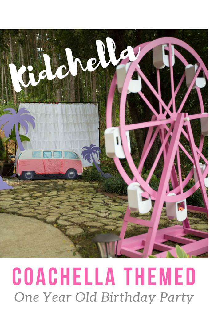 Kidchella Themed Birthday Party