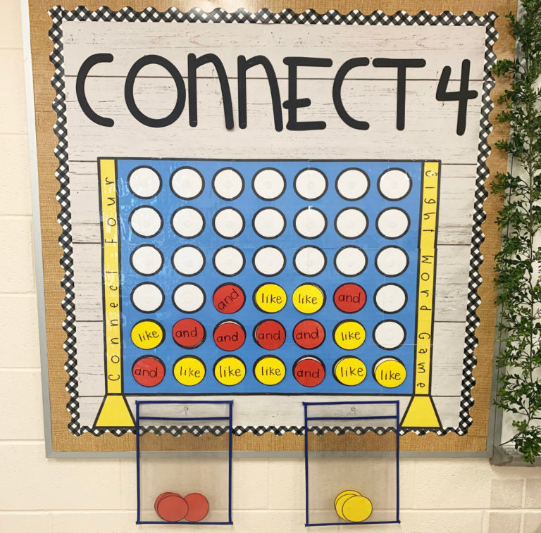 DIY Connect 4