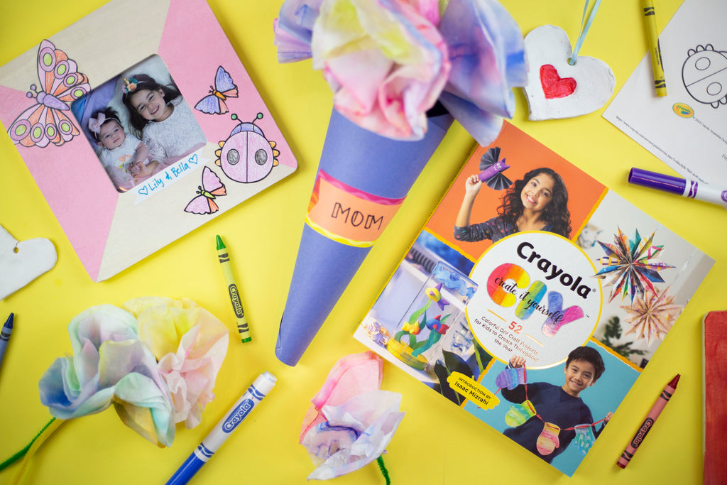3 Mother's Day Crafts