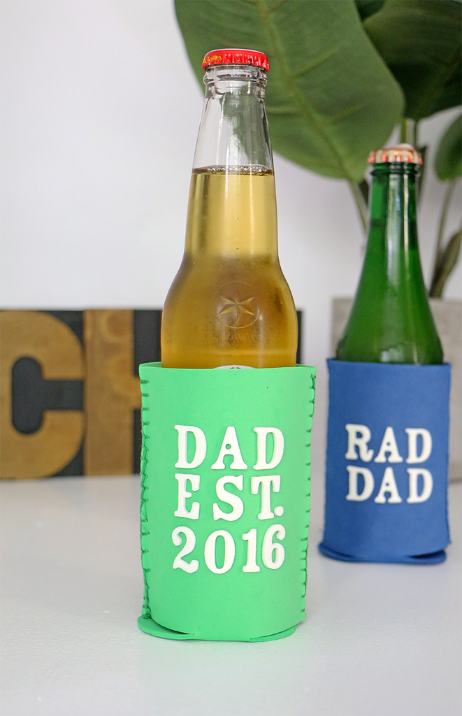 DIY Koozie for Father's Day