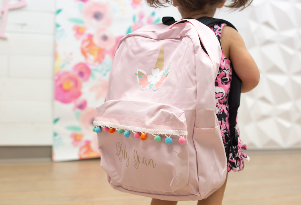 DIY Unicorn Backpack