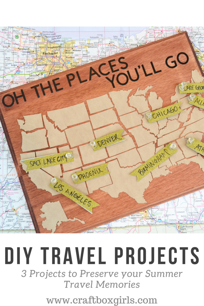 DIY Travel Memory Projects