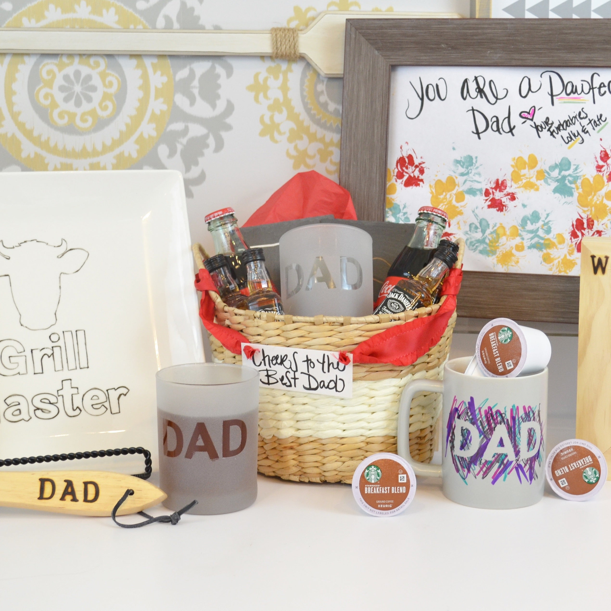 5 Diy Father S Day Gifts Under 30 Craft Box Girls