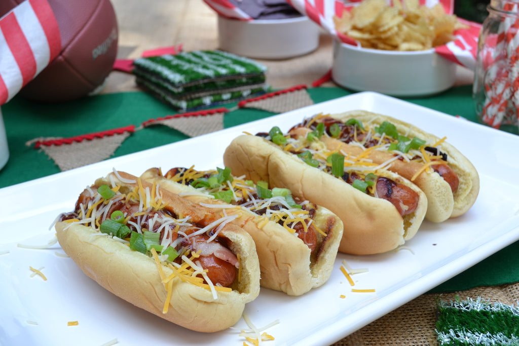 Memphis Style Hot Dogs