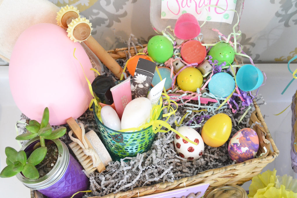 Spa Easter Basket