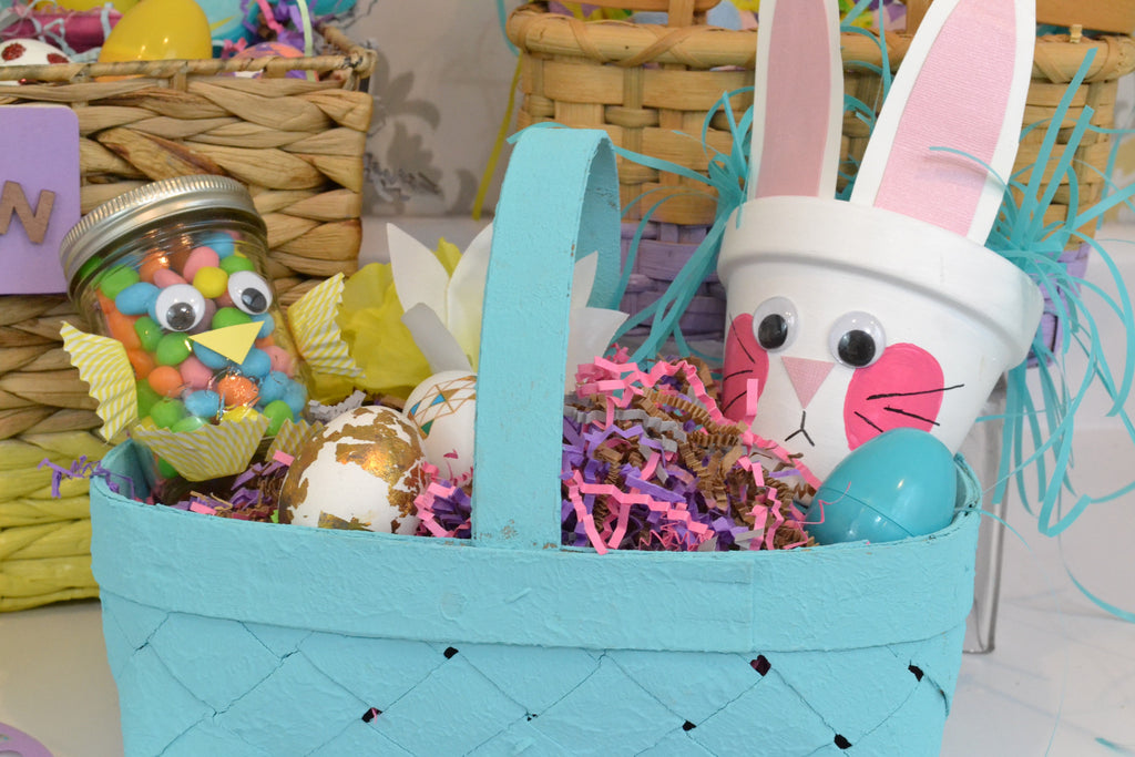 DIY Easter Basket Stuffers