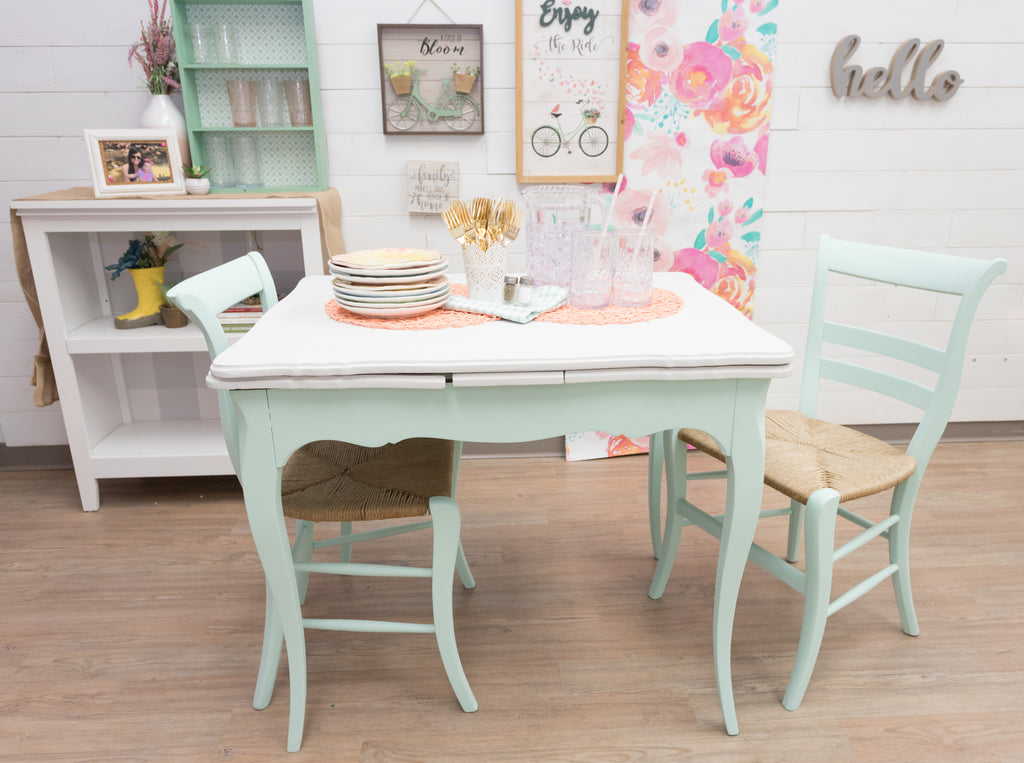 DIY Antique Table Makeover